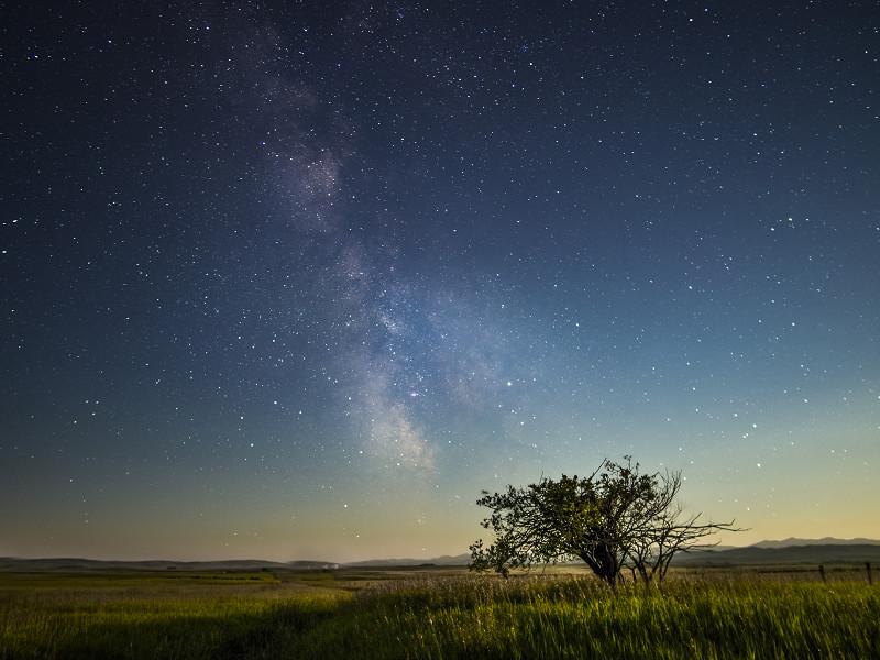 Milky Way @ Longview