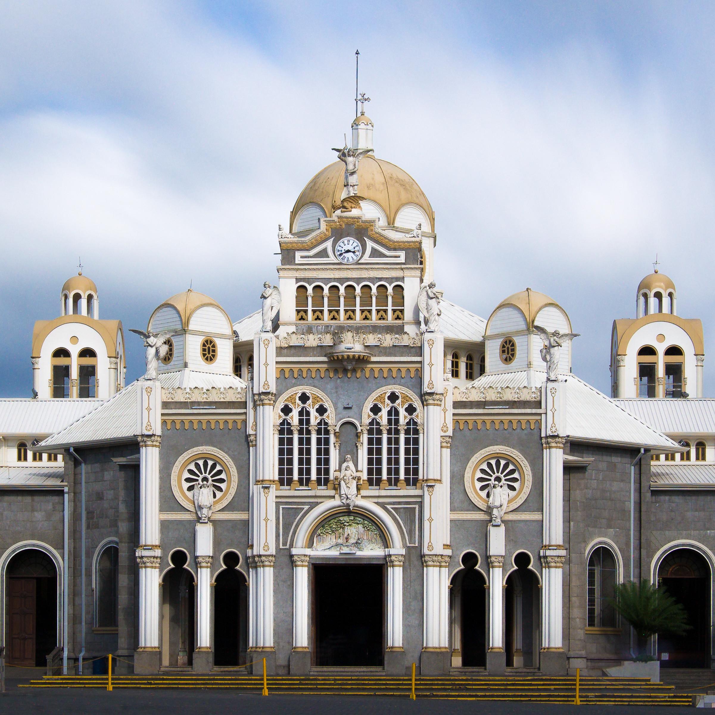 Nuestra Señora de los Ángeles in Cartago, Costa Rica